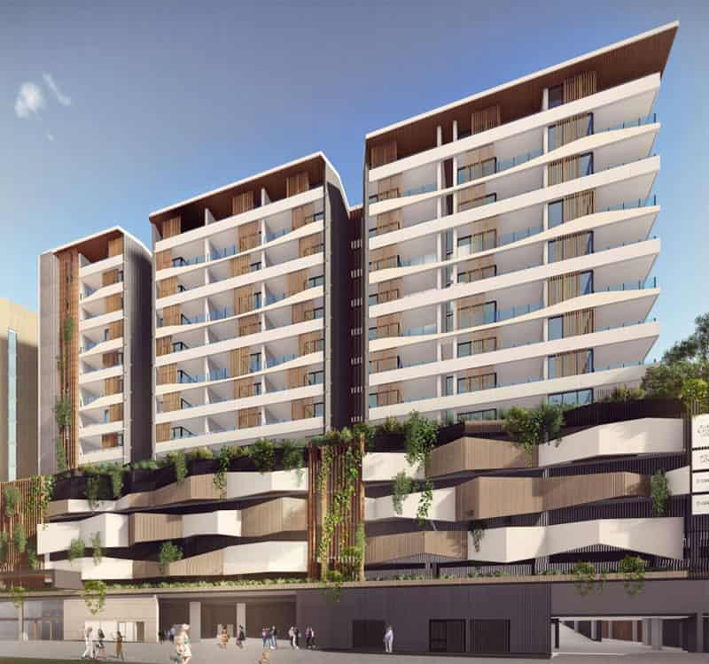 Project 9 - Masterplan Development Site